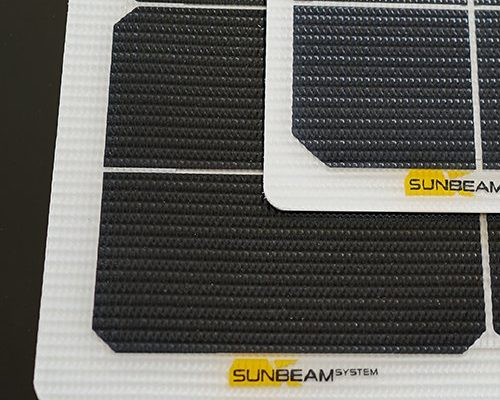 ETFE solpanel