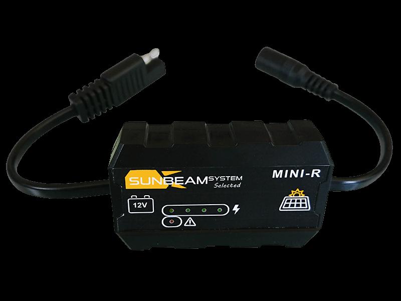 MINI-R Solar Charge Controller