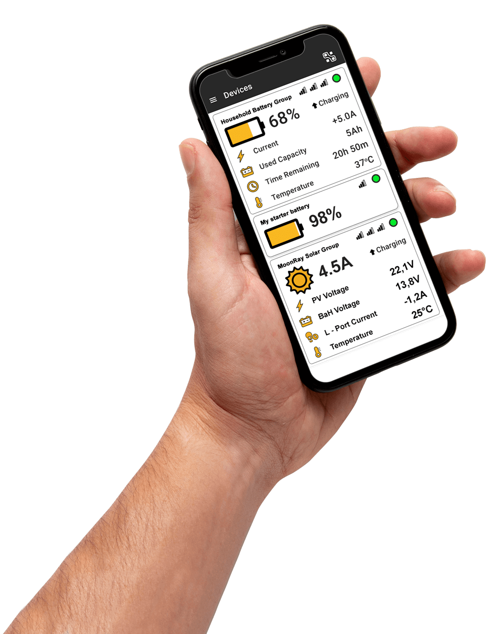 multi connect app