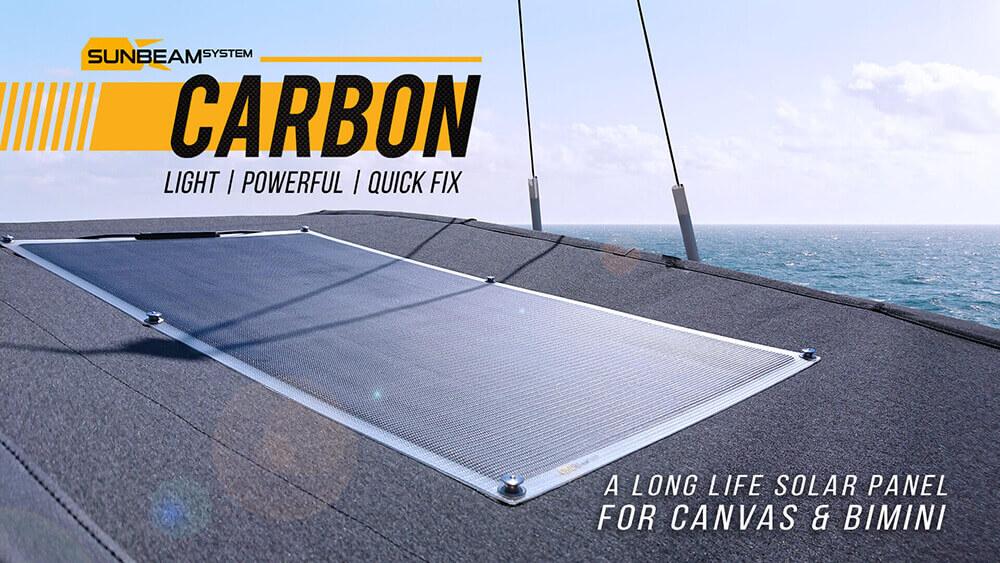 Carbon Solar Panel