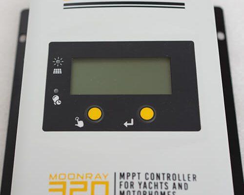 sunbeam-system-moonray-320-mppt-controller-front-detail