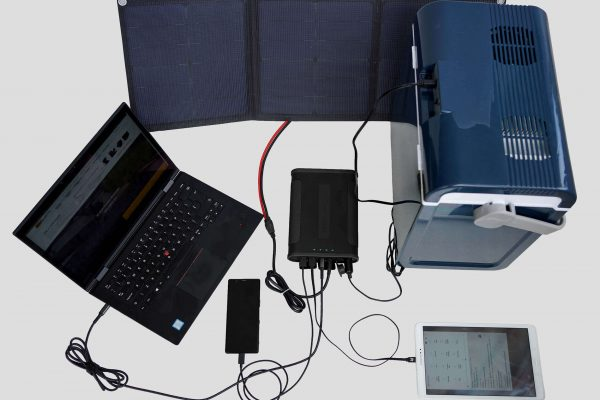 Smart-Power-Station-Devices