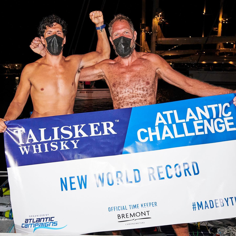 Mark Slats World Record